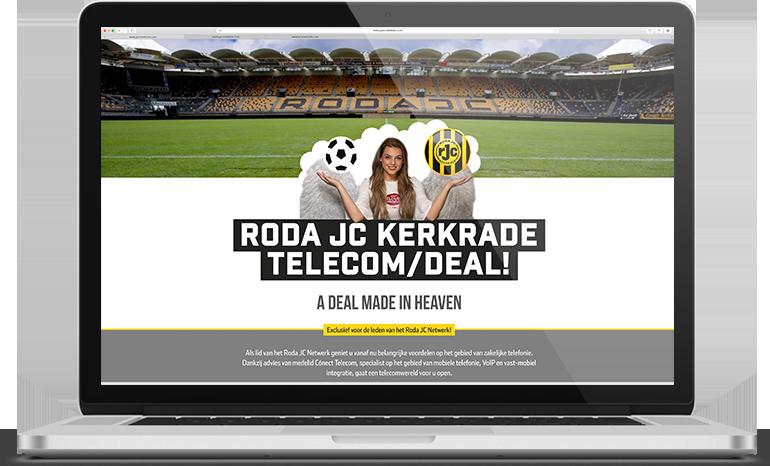 Roda JC Telecom Deal